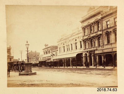 Photograph: High Street - Christchurch
