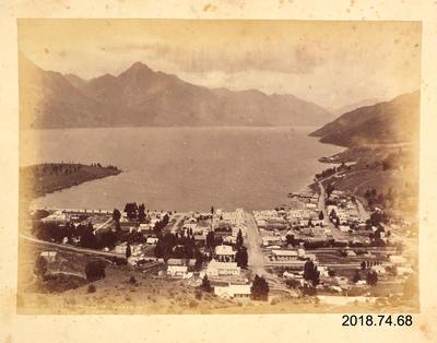 Photograph: Queenstown - Lake Wakatipu