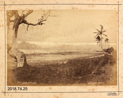 Photograph: Near Suva - Fiji