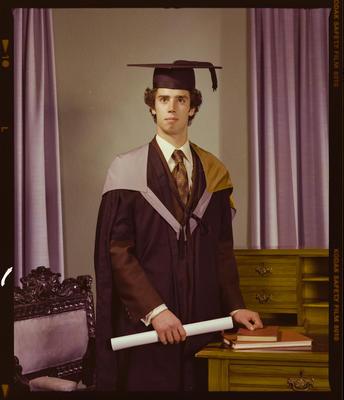 Negative: Mr Beale Graduate