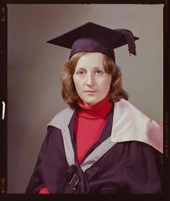 Negative: Miss J. Bull Graduate