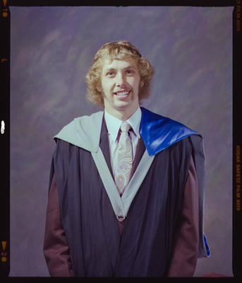 Negative: Mr Barr Graduate