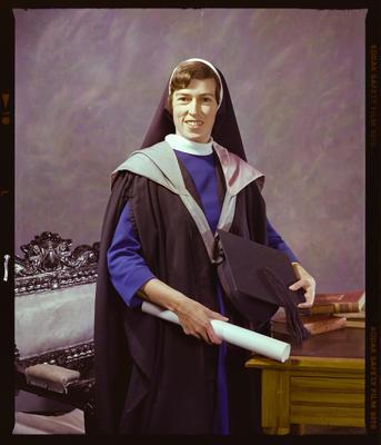 Negative: Miss M. Brosnan Graduate