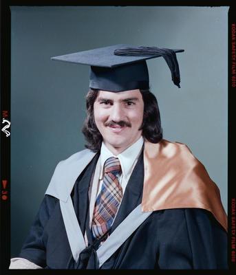 Negative: Mr Badger Graduate