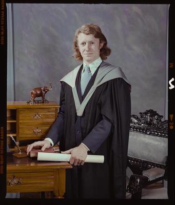 Negative: Mr S. Cooper Graduate