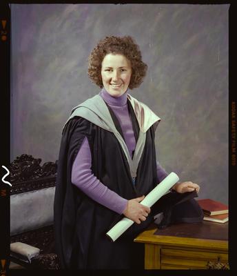 Negative: Miss J. Glasgow Graduate