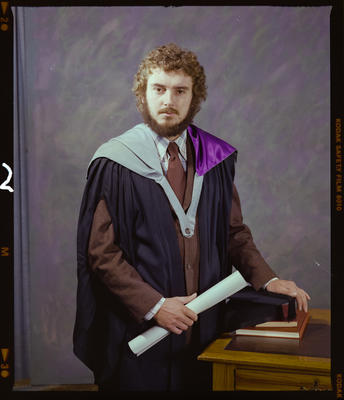 Negative: Mr M. Galbraith Graduate