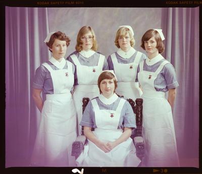 Negative: Five Nurse Graduates