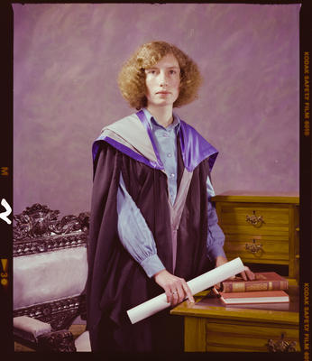 Negative: Miss E. Henkel Graduate