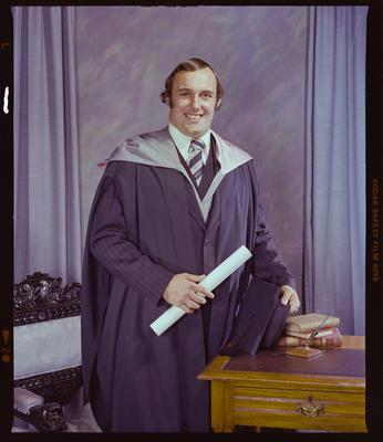 Negative: Mr B. Hayes Graduate
