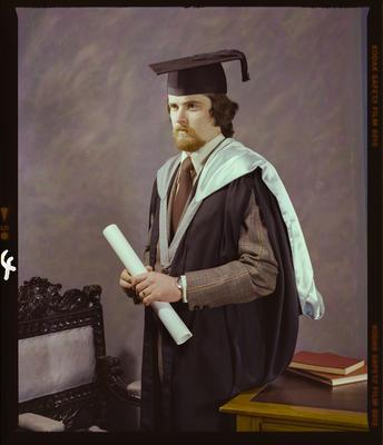 Negative: Mr C. Harding Graduate