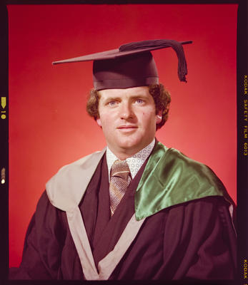 Negative: Mr J. B. Hargest Graduate