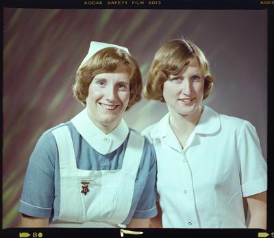 Negative: Misses Kearney Nurses Portrait