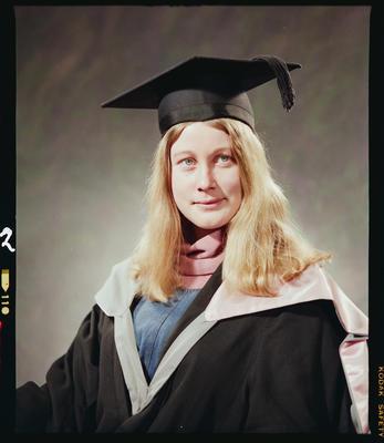 Negative: Miss S. Jones Graduate
