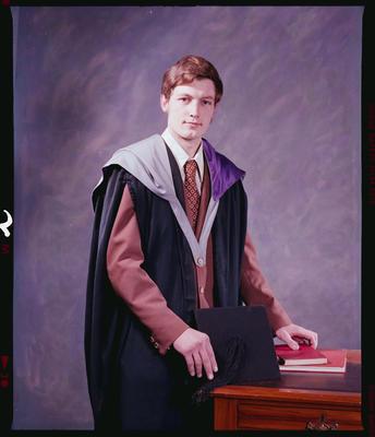 Negative: Mr P. Morrin Graduate
