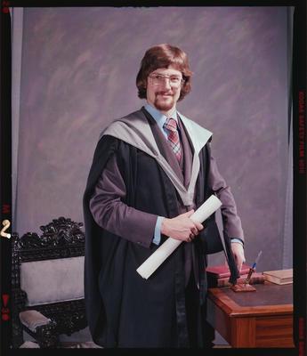 Negative: Mr Lewington Graduate