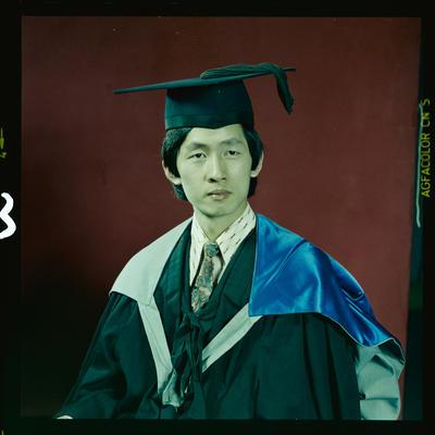 Negative: Mr C. S. Lim Graduate