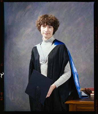 Negative: Miss L. E. Nicholls Graduate