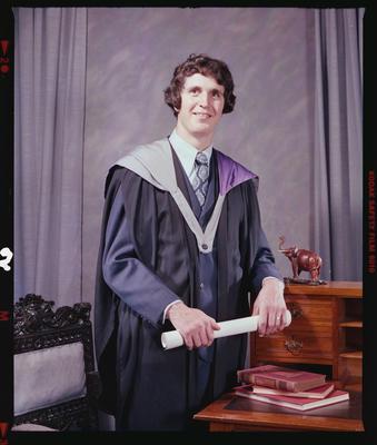 Negative: Mr Nordberg Graduate