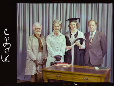 Negative: Miss L. Roger Graduate