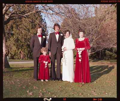 Negative: Sevele-McGregor Wedding