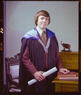 Negative: Mr Uddstrom Graduate