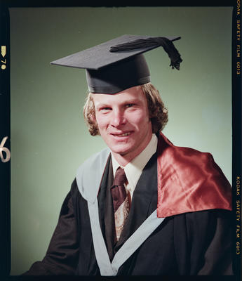 Negative: Mr Bunckenburg Graduate