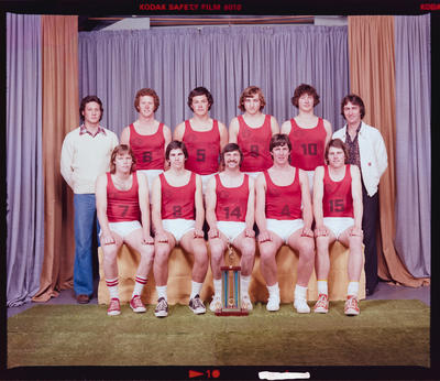 Negative: Canterbury Basketball Association Team 1976