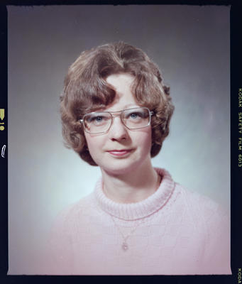 Negative: A. I. Baird Portrait