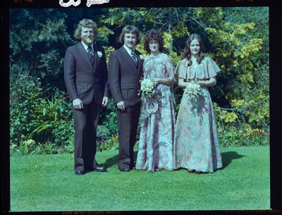 Negative: Emery-Starke Wedding