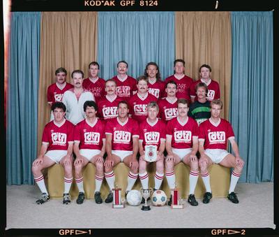 Negative: Western Association Football Club 1990 Team