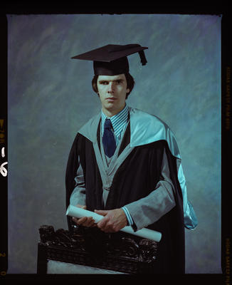 Negative: Mr J. Goodwin Graduate