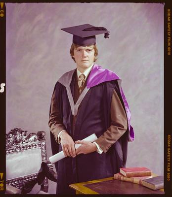 Negative: Mr C. R. Hannah Graduate