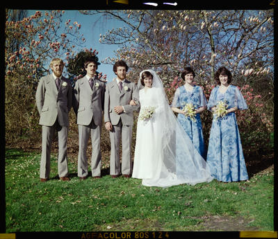 Negative: Heslop-Smith Wedding
