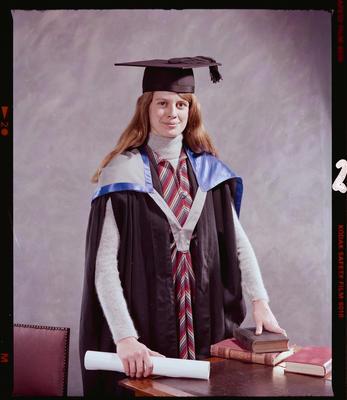 Negative: Miss S. Kerrow Graduate