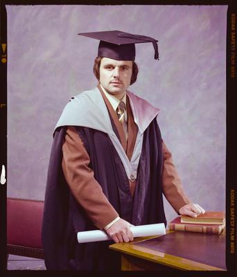 Negative: Mr W. Kibby Graduate