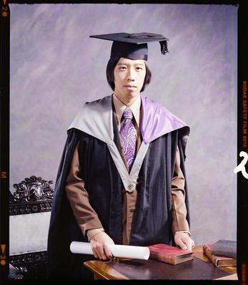 Negative: Mr S. C. Koh Graduate