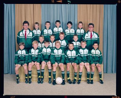 Negative: Southern Zone Soccer 10yos 1990