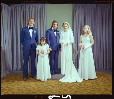 Negative: Reed-Davies Wedding
