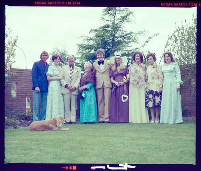 Negative: Pettigrew-Williams Wedding