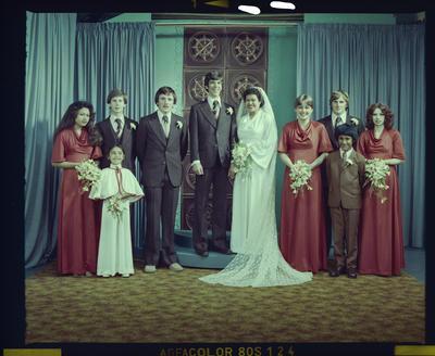Negative: Smith-Fidow Wedding