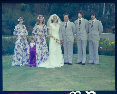 Negative: Smith-Daikee Wedding