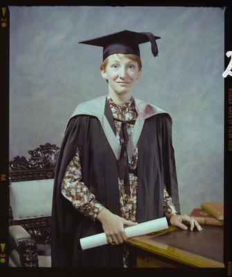 Negative: Miss Street Graduate