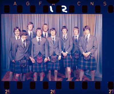 Negative: St Andrews College Prefects 1977
