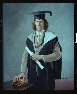 Negative: Mr M. Stilwell Graduate