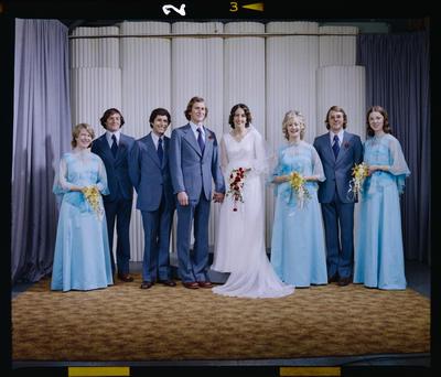 Negative: Horrell-Mortimer Wedding