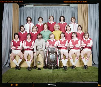 Negative: Western Soccer Club Portrait