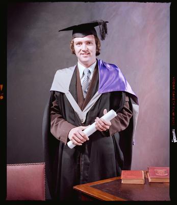 Negative: Mr D. Brant Graduate