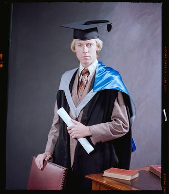Negative: Mr B. D. Bates Graduate