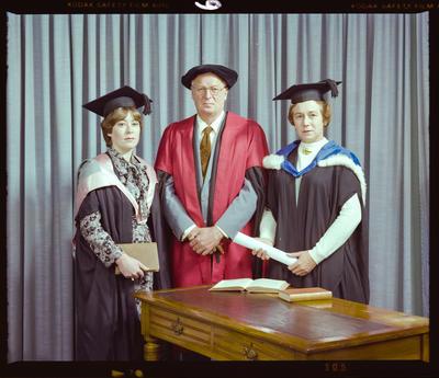 Negative: Adcock Family Graduates